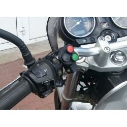 For button handlebar swith